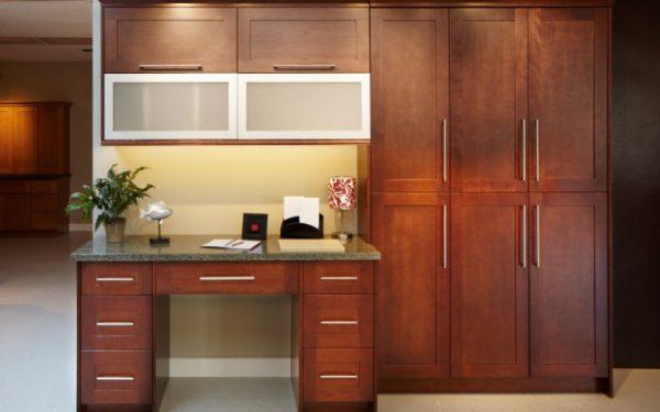 Classic Wood Doors - Autumn Cherry Sample Kitchen