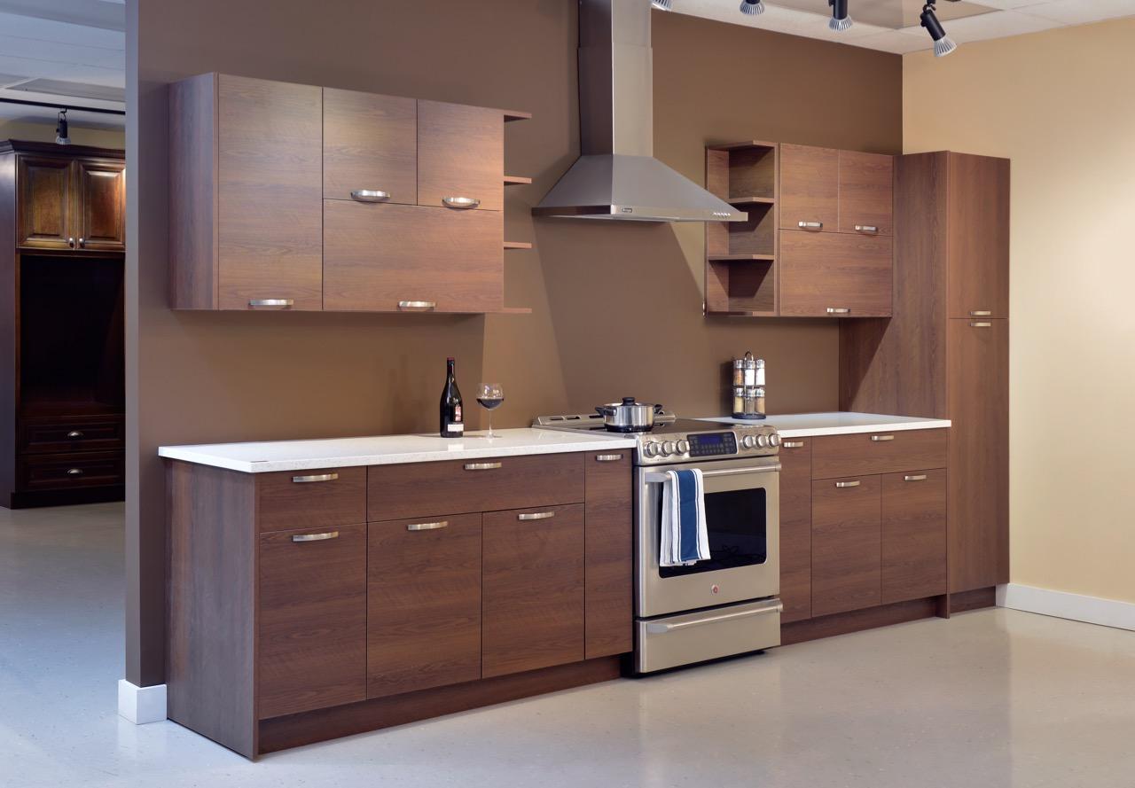 Flat Modern Kitchens   Mama\'s Kitchen & Bath Cabinets